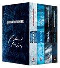 Bernard Minier - box Mráz, Kruh, Tma, Noc