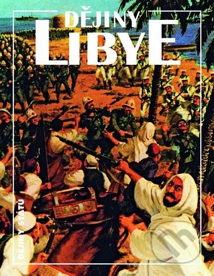 Dějiny Libye - Eduard Gombár - 17x22 cm