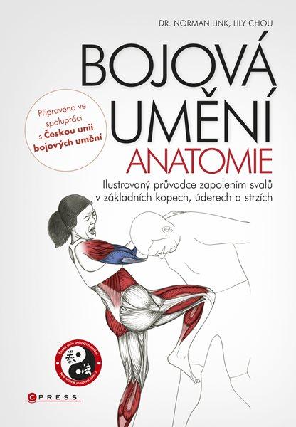 Bojová umění - anatomie - Dr. Norman Link, Lily Chou - 17x24 cm