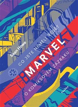Marvel - Sean Howe - 17x24 cm