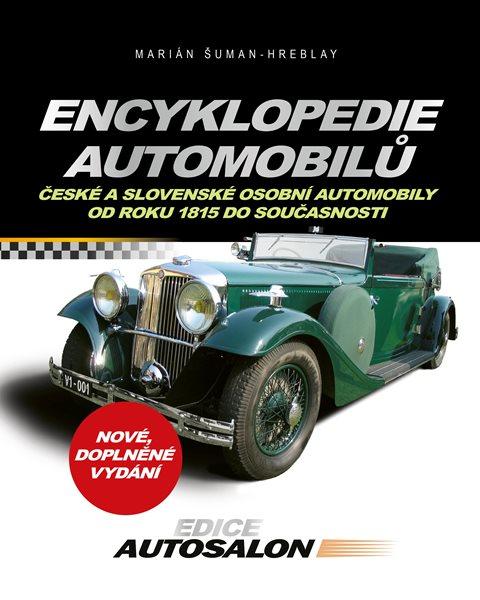 Encyklopedie automobilů - Marián Šuman-Hreblay - 19x24 cm