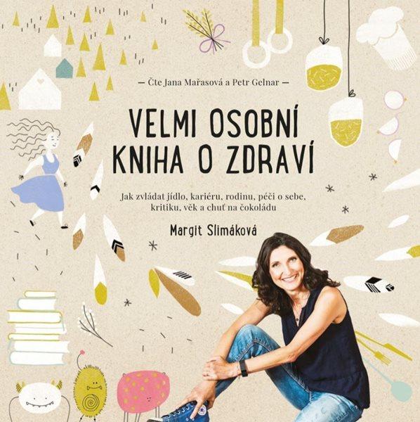 CD Velmi osobní kniha o zdraví - Margit Slimáková