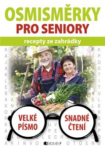 Osmisměrky pro seniory – recepty ze zahrádky
