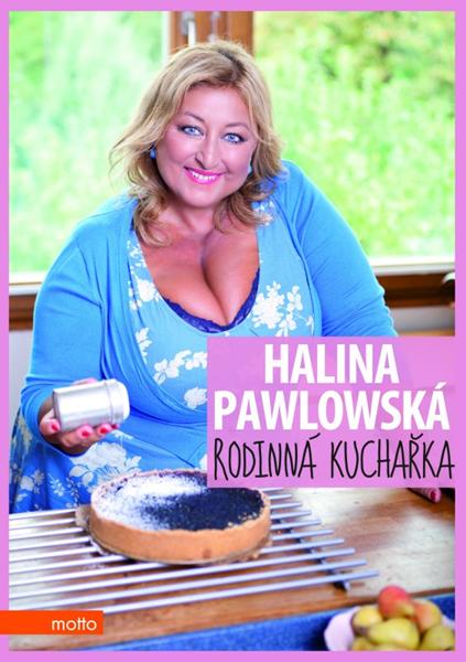Rodinná kuchařka - Halina Pawlowská - 17x24 cm
