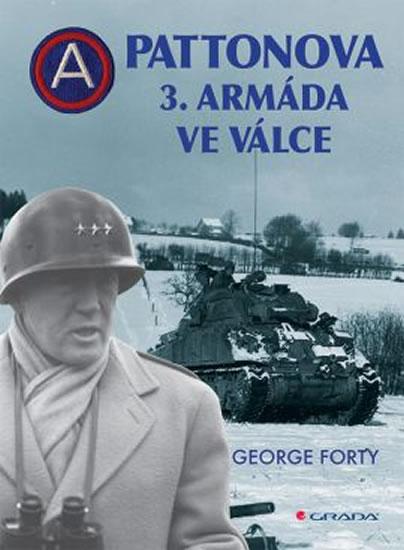 Pattonova 3. armáda ve válce - Forty George - 19x25 cm, Sleva 14%
