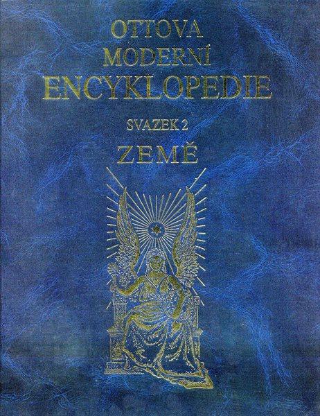 Ottova moderní encyklopedie - Helena Kholová; Michael Borovička - 22x28 cm