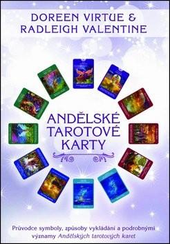 Andělské tarotové karty - Doreen Virtue; Radleigh Valentine - 15x21 cm