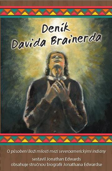 Deník Davida Brainerda (1) - Edwards Jonathan - 14,9x21,6