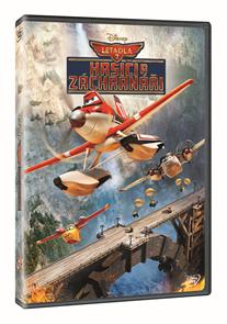 DVD Letadla 2: Hasiči a záchranáři