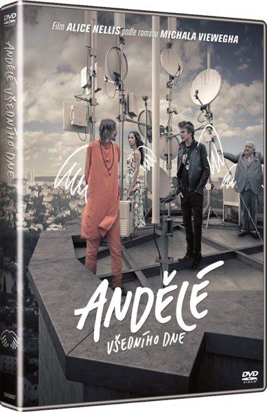 DVD Andělé všedního dne - Alice Nellis - 13x19 cm