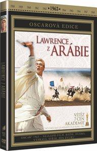 DVD Lawrence z Arábie