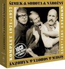 Šimek a Sobota a Nárožný komplet 10 CD 1971-1977