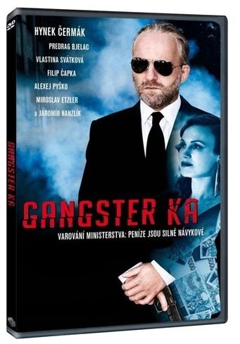 DVD Gangster Ka - Jan Pachl