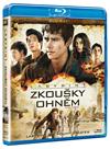 Labyrint: Zkoušky ohněm Blu-ray