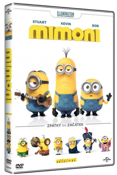 DVD Mimoni