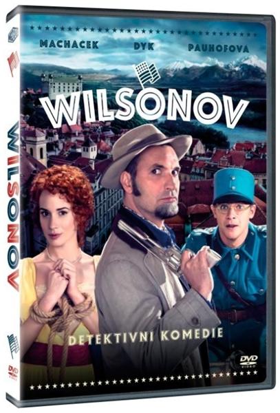 DVD Wilsonov - Tomáš Mašín