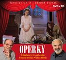Svěrák, Uhlíř: Operky CD + DVD
