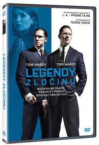 DVD Legendy zločinu