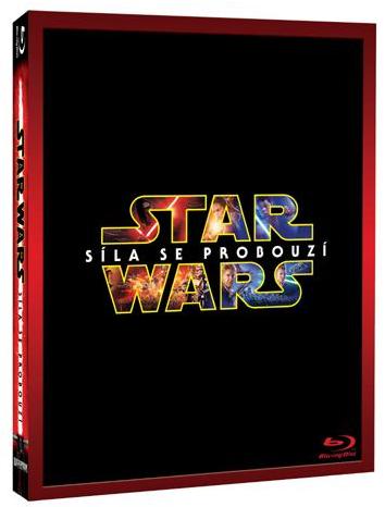 Star Wars: Síla se probouzí 2 Blu-ray - J.J.Abrams