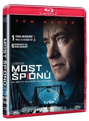 Most špiónů Blu-ray - Steven Spielberg