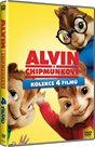 Alvin a Chipmunkové  kolekce  4 DVD