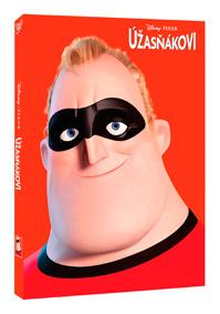 DVD Úžasňákovi