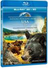 Světové přírodní dědictví: USA - Yellowstonský národní park Blu-ray 3D+2D