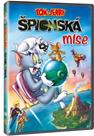 DVD Tom a Jerry: Špionská mise