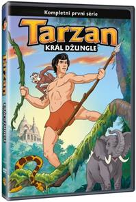Tarzan: Král džungle 1. série 2 DVD