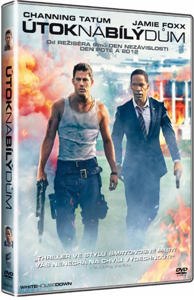 DVD Útok na Bílý dům