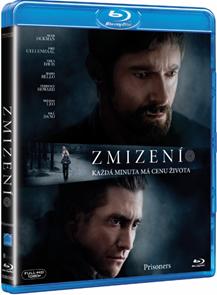 Zmizení Blu-ray