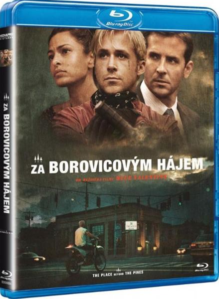 Za Borovicovým hájem Blu-ray