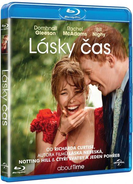 Lásky čas Blu-ray - Richard Curtis