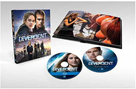 Divergence  DigiBook  Blu-ray