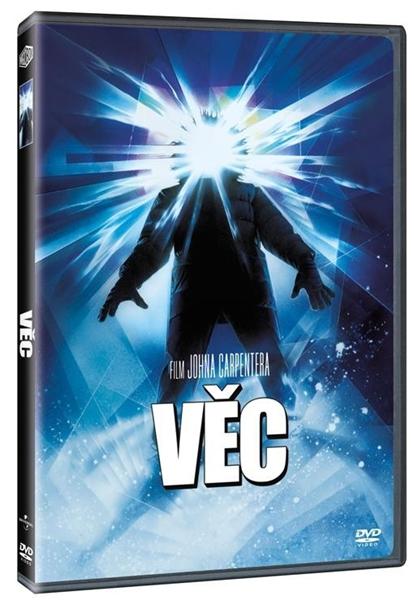 DVD Věc - John Carpenter