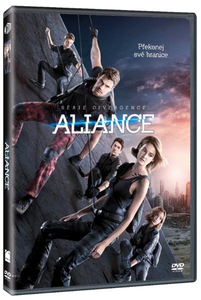 DVD Série Divergence: Aliance - Robert Schwentke