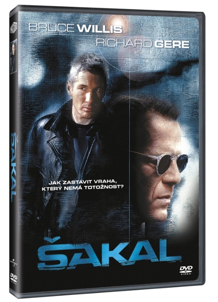 DVD Šakal - Michael Caton-Jones