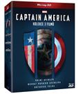 Captain America trilogie 1.-3. (6 Blu-ray 3D+2D)
