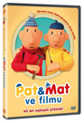 DVD Pat a Mat ve filmu