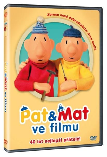 DVD Pat a Mat ve filmu - Marek Beneš