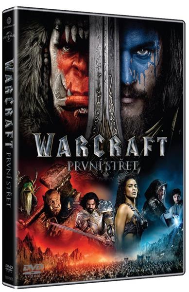 DVD Warcraft: První střet - Duncan Jones