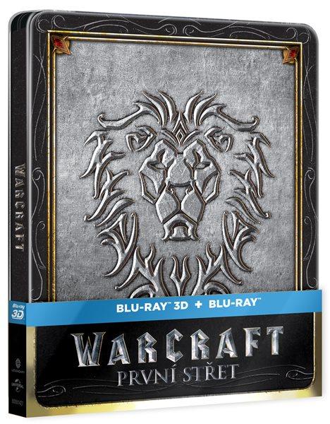 Warcraft : První střet Blu-ray 3D+2D
