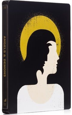 Andělé a démoni Blu-ray steelbook