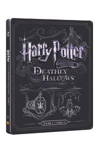 Harry Potter a Relikvie smrti - část 1. Blu-ray +DVD bonus - steelbook