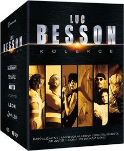 Kolekce Luc Besson 6 DVD