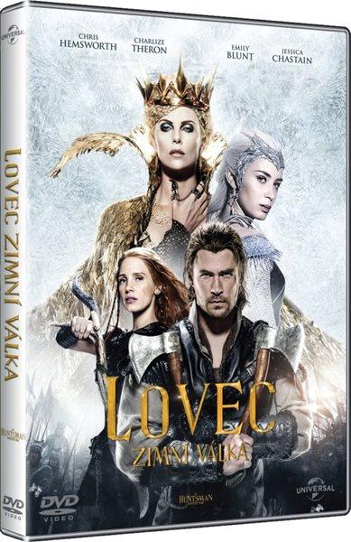 DVD Lovec: Zimní válka - Cedric Nicolas - Troyan