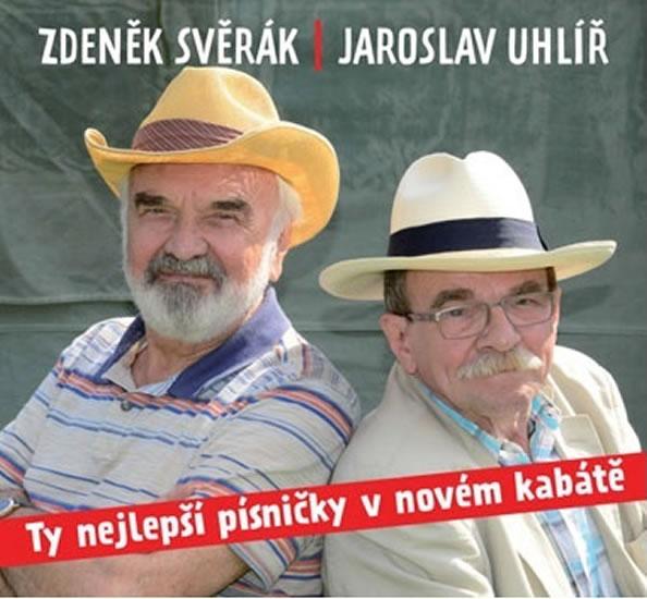 CD Ty nejlepší písničky v novém kabátě - Svěrák Zdeněk, Uhlíř Jaroslav,