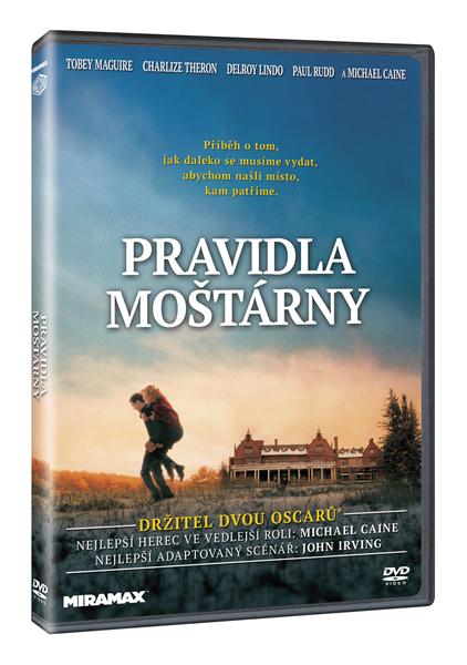 DVD Pravidla moštárny - 13x19 cm