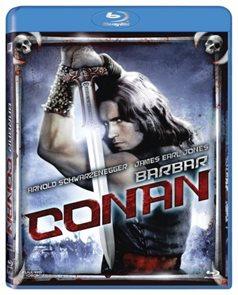Barbar Conan Blu-ray