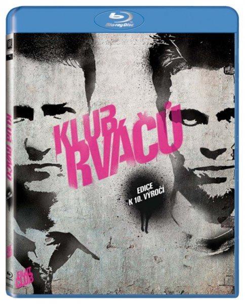 Klub rváčů Blu-ray - David Fincher - 13x17 cm